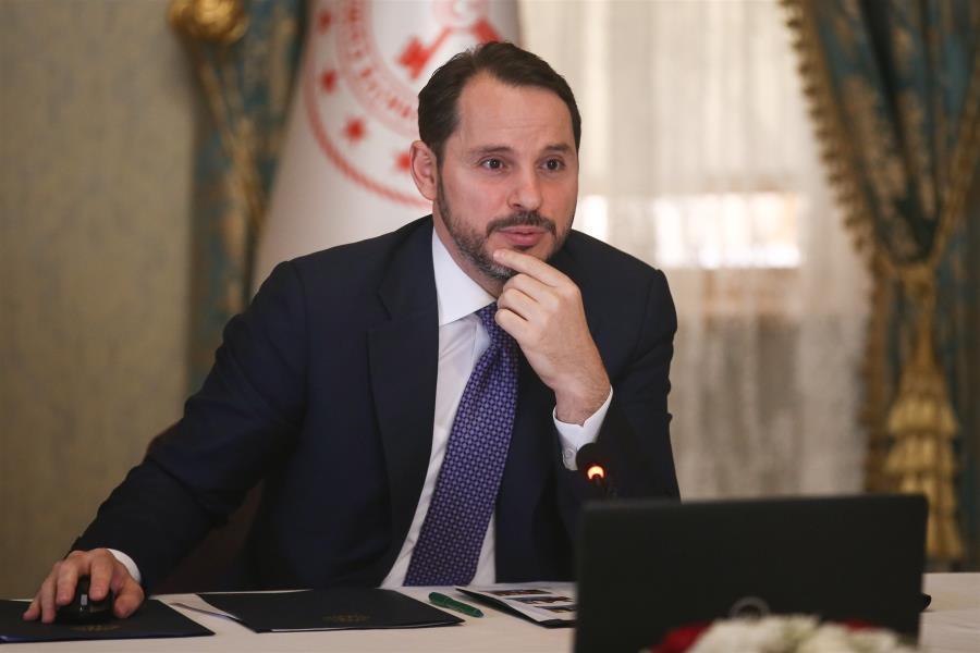 Μπεράτ Αλμπαϊράκ: Ποιος είναι ο γαμπρός του Ερντογάν